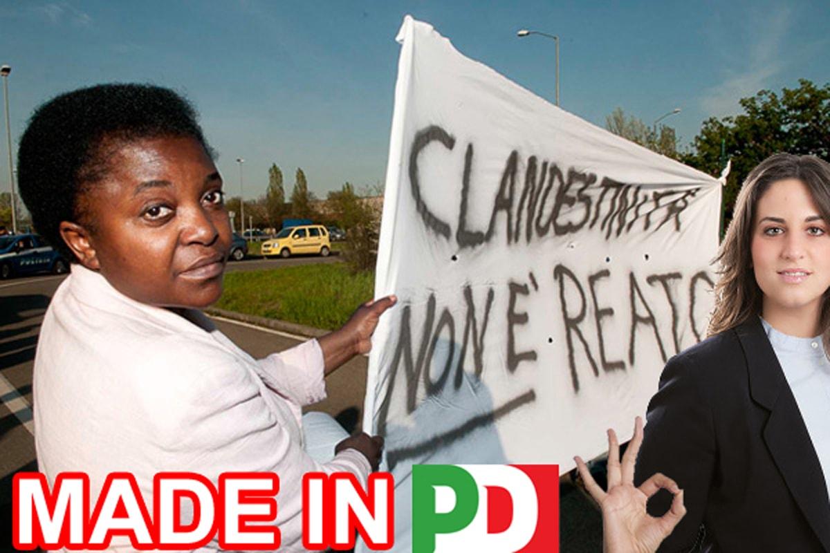 Per il Sindaco Alice Parma la clandestinità non è reato. La sua priorità? Voto agli stranieri senza cittadinanza