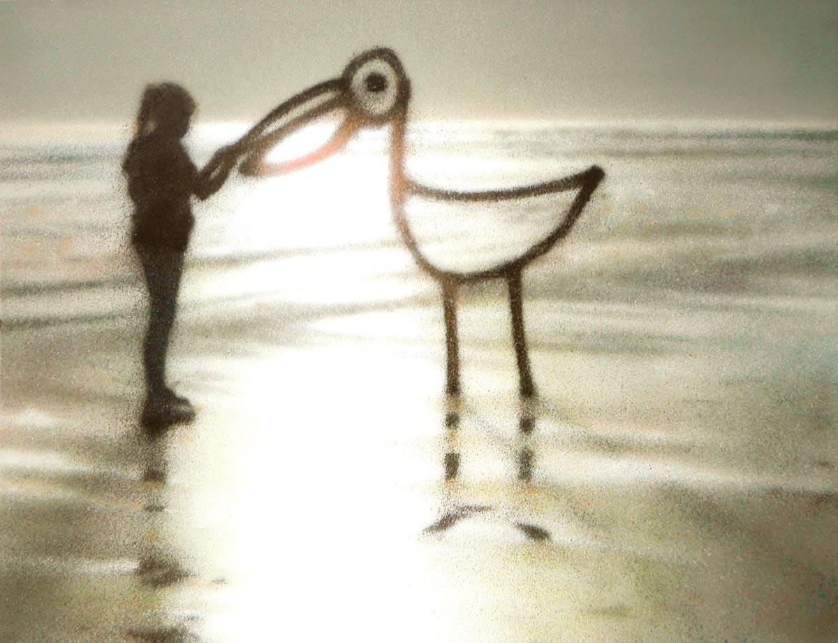Cari(m)parma, il pellicano ti dà una mano