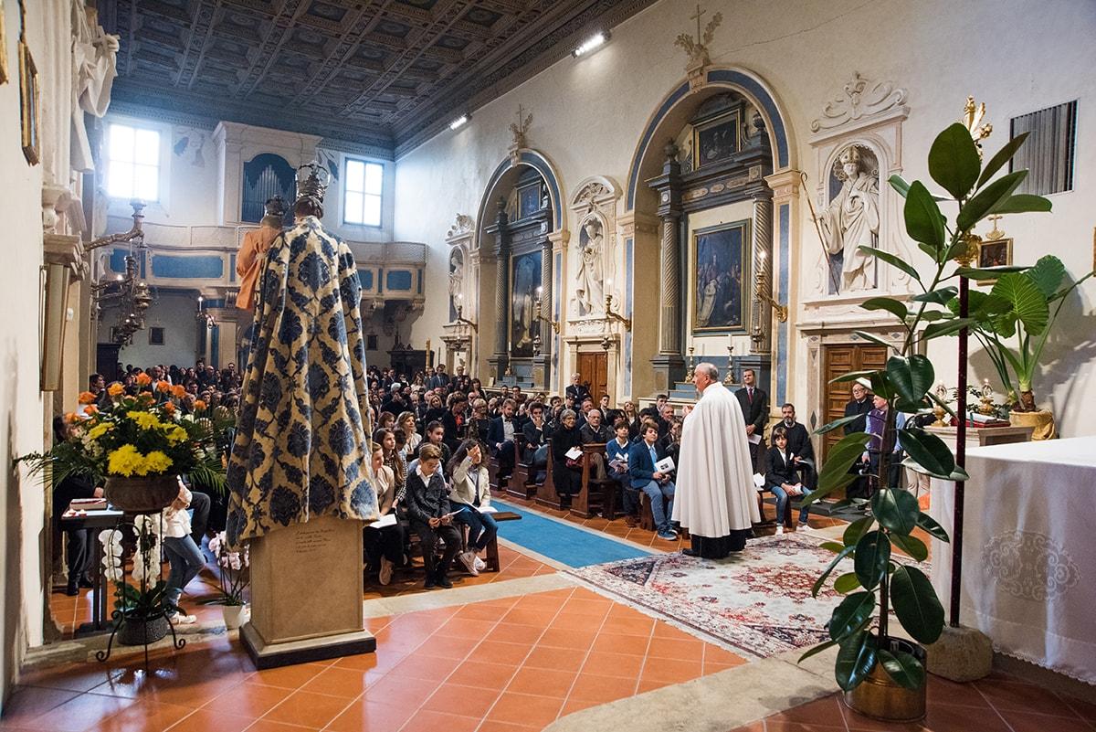 I 600 anni di Scolca nel segno di San Benedetto: scrigno di fede, storia e arte