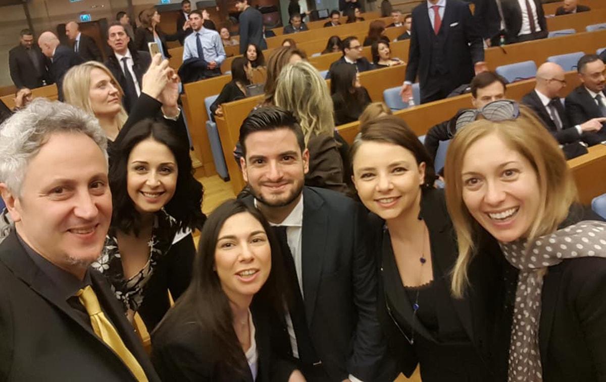 """Il debutto di Marco Croatti, professione """"funzionario di partito"""""""