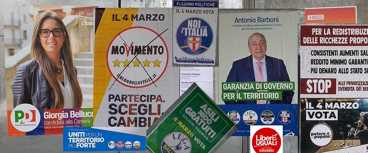 Ultime battute prima del voto: temi, volti e desaparecidos della campagna elettorale a Rimini
