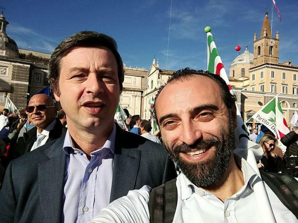 """""""Andremo incontro ad una sconfitta anche alle politiche"""": il profeta Juri Magrini"""