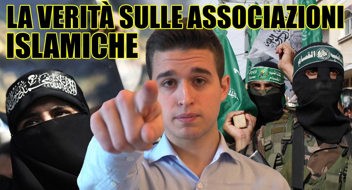 """Matteo Montevecchi minacciato per il suo video sulle associazioni islamiche: """"Muori, che Allah ti guarisca"""""""