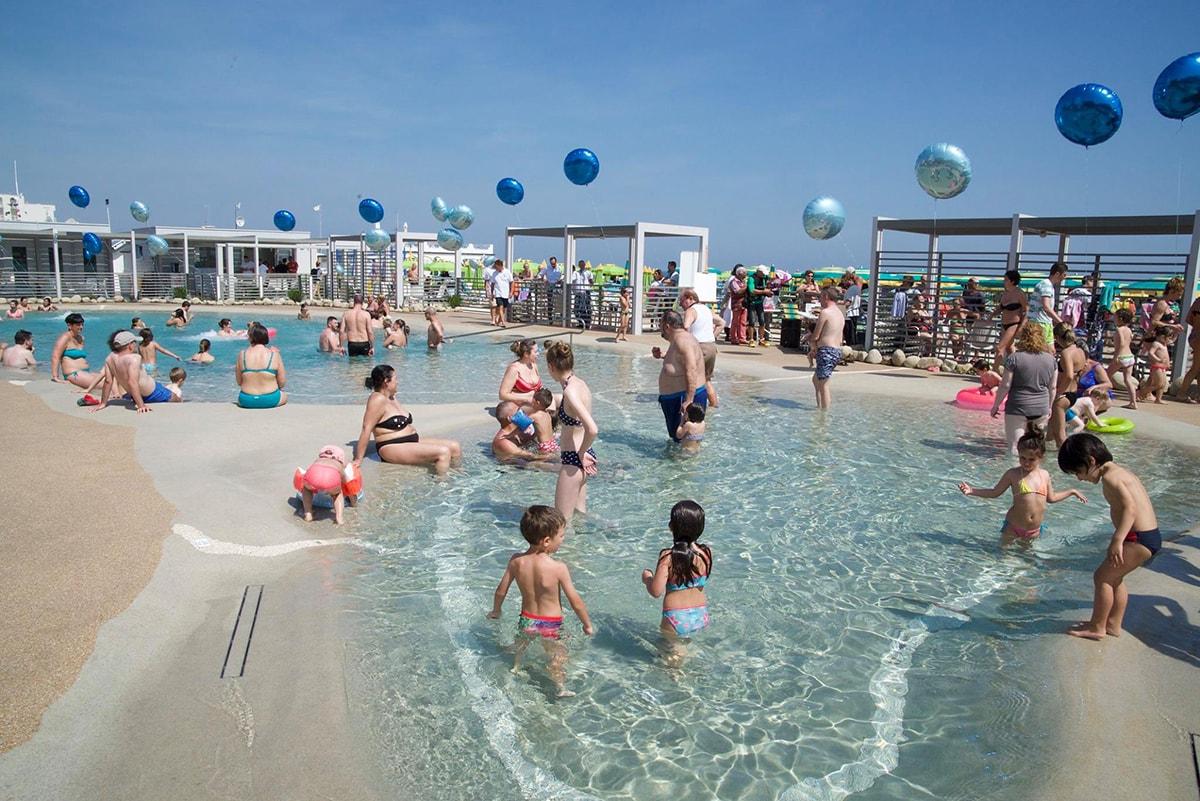Il bioSoprintendente: a Misano piscine removibili, a Rimini vasche per pesci rossi e squarci malatestiani