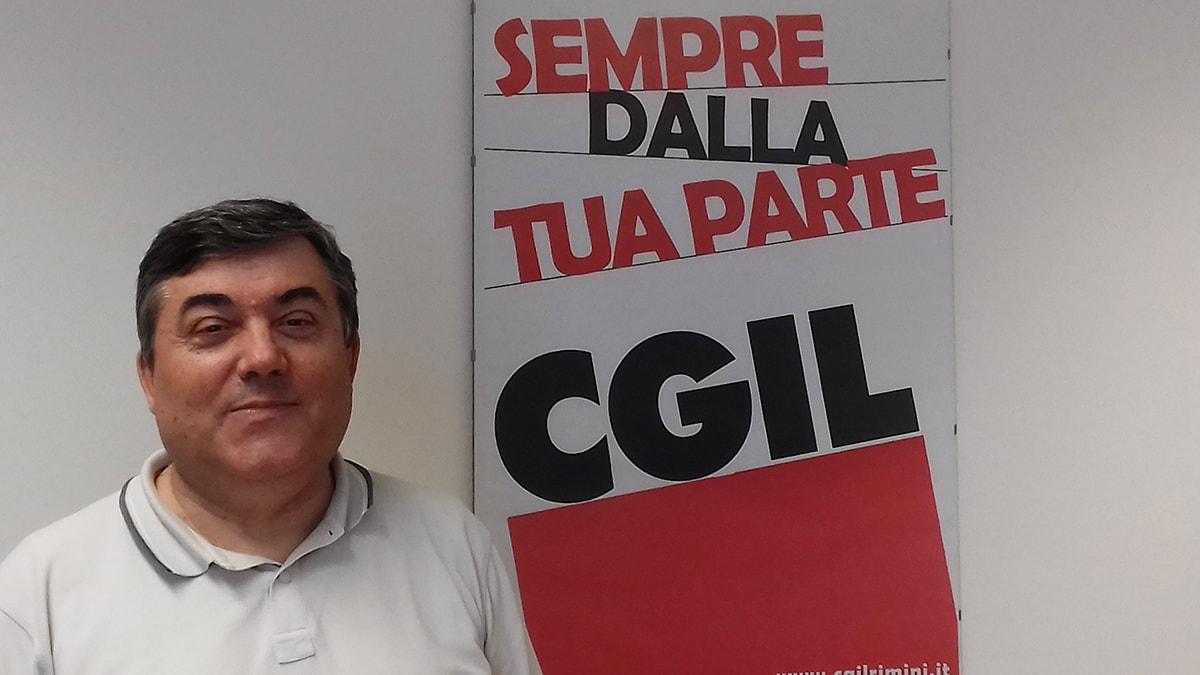 """Gatta (Cgil) non fa le fusa: """"Relazioni sindacali difficili col Comune di Rimini"""""""
