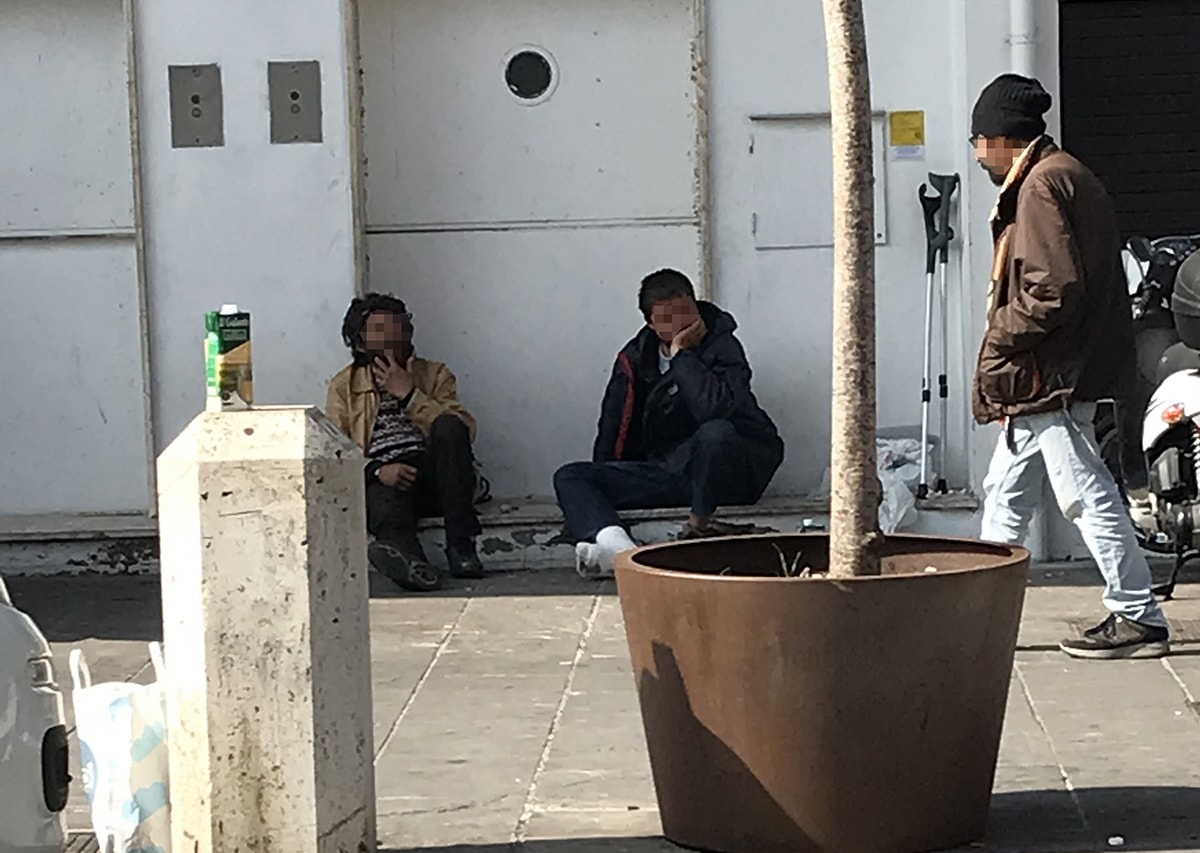 Piazzale Gramsci: il degrado e illaissez-faire presentano il conto