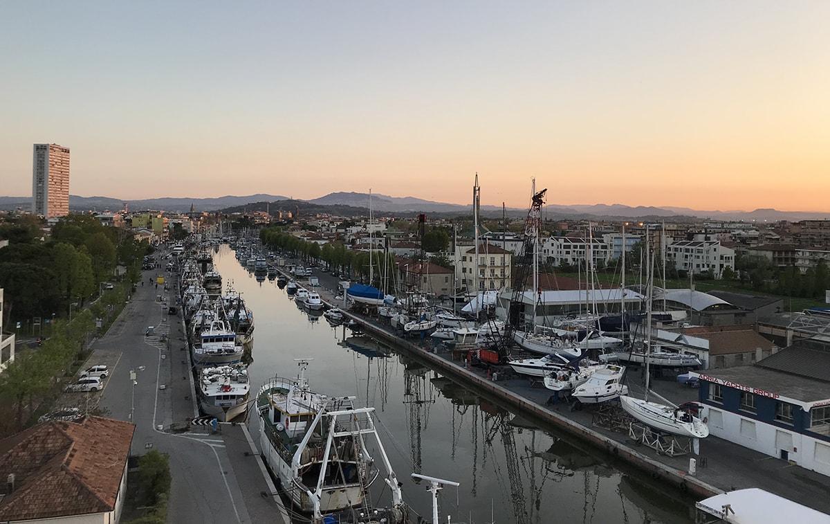 """Gioenzo Renzi: """"Un tunnel sottomarino per collegare Piazzale Boscovich alla Darsena"""""""