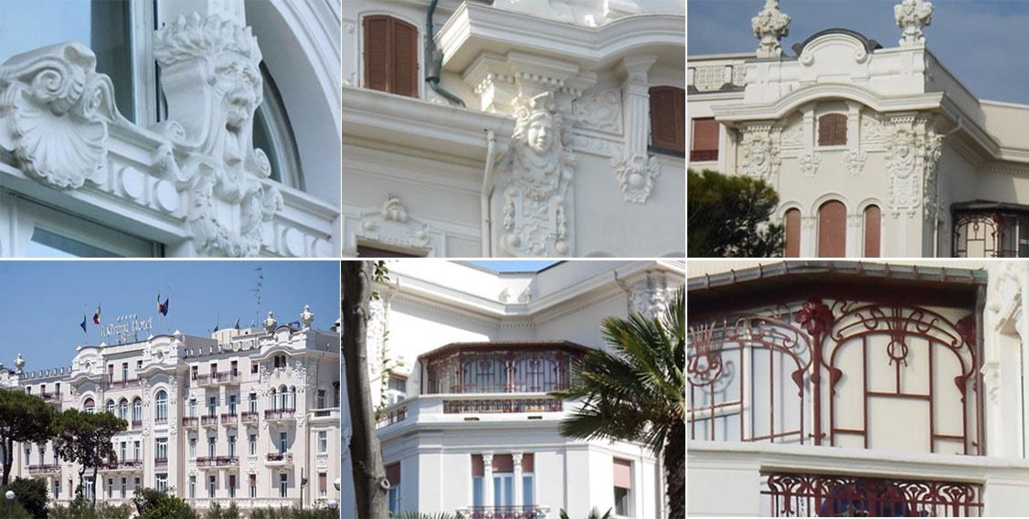 I 110 anni del Grand Hotel di Rimini, da non confondere con quello di Amarcord