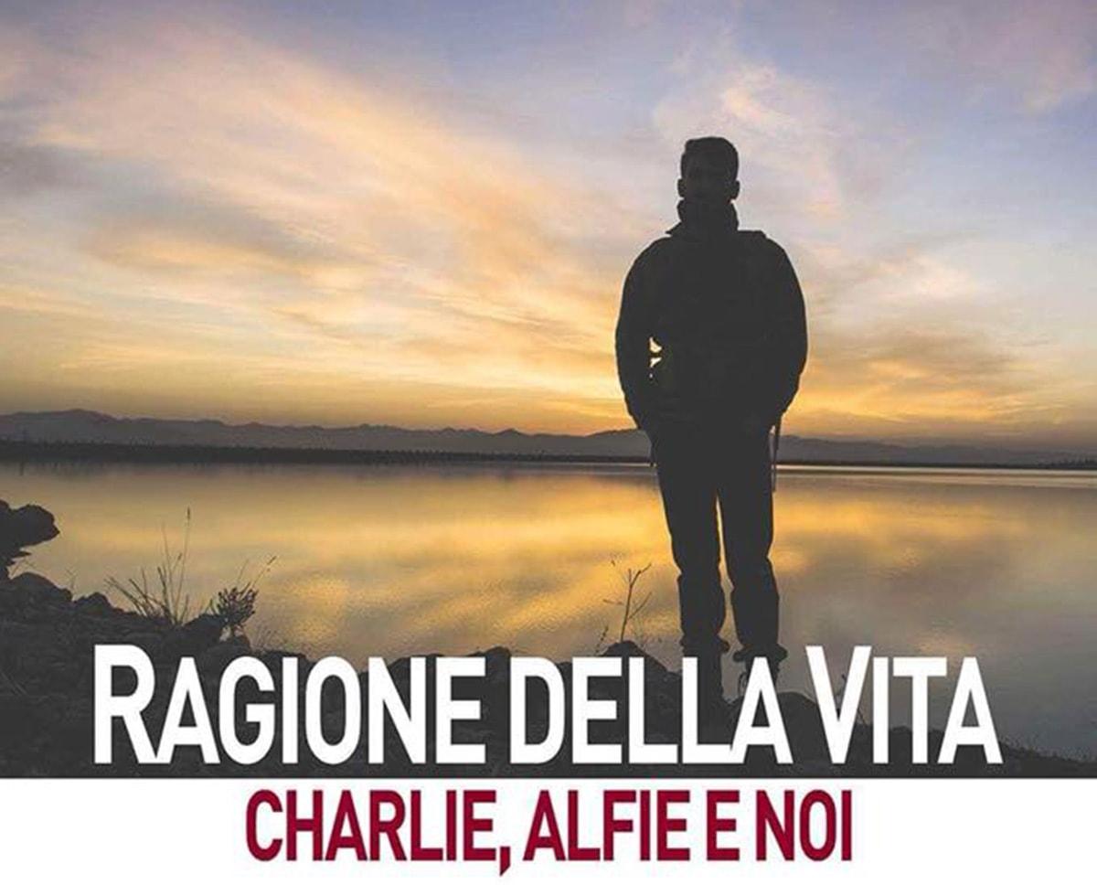 Charlie, Alfie e noi: Assuntina Morresi e mons. Negri al cinema Tiberio