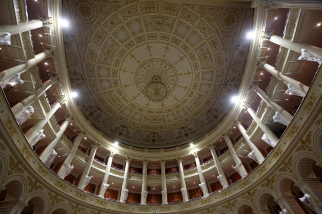 """Il teatro Galli sul """"modello originale"""" è costato quasi 37 milioni di euro"""