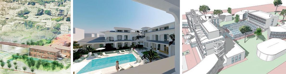 Sette nuovi hotel a Riccione: oggi in prima pagina