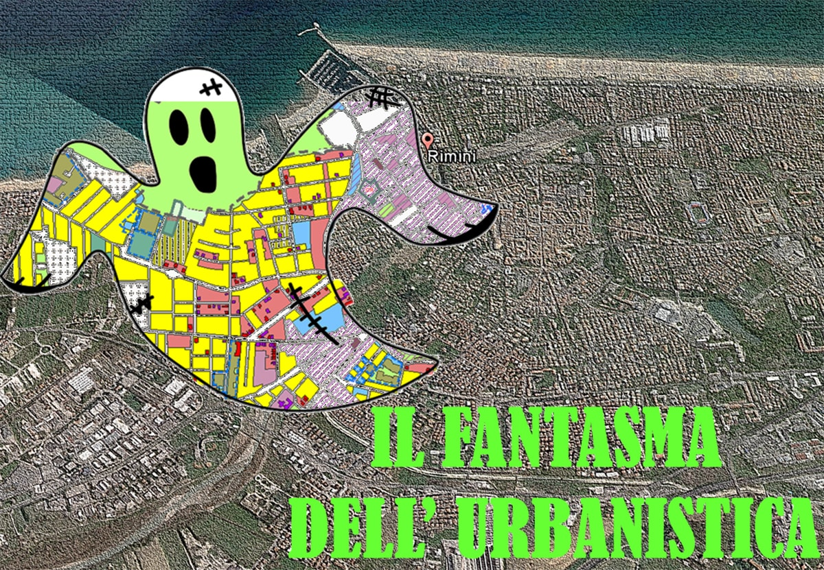 Il fantasma dell'urbanistica