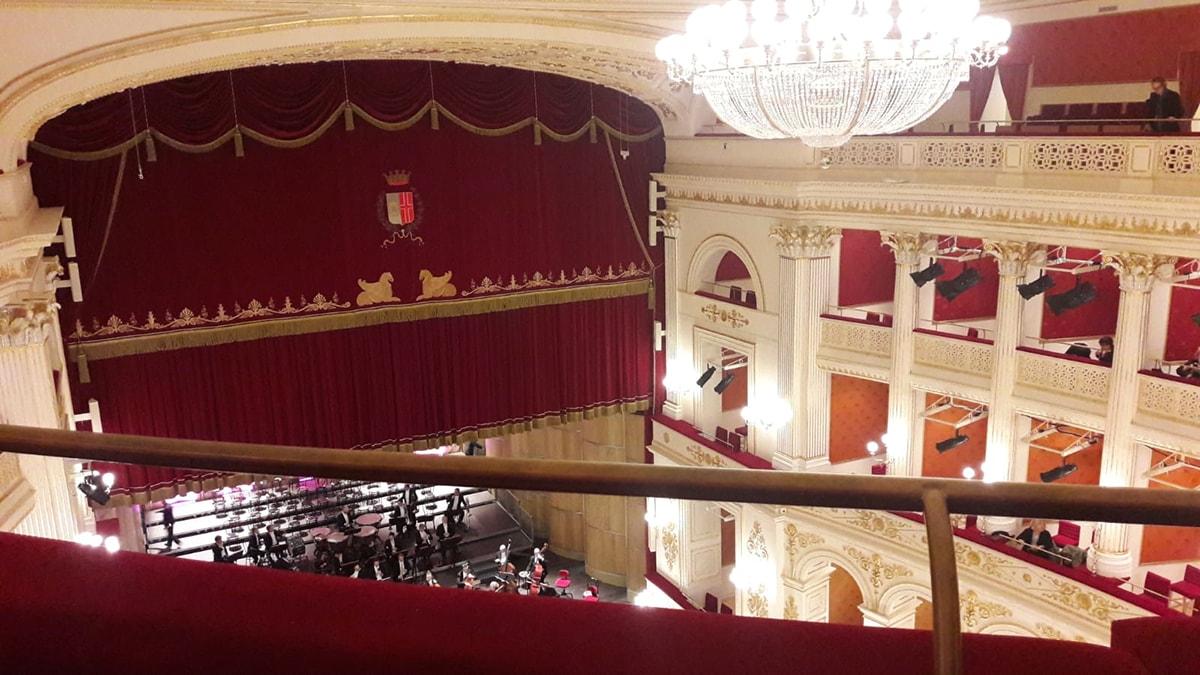 Teatro Galli: non vedo, non sento, non parlo