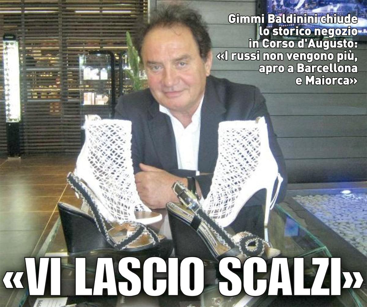 """""""A Rimini è venuta a meno l'economia di un certo target, la situazione è abbastanza drammatica"""""""
