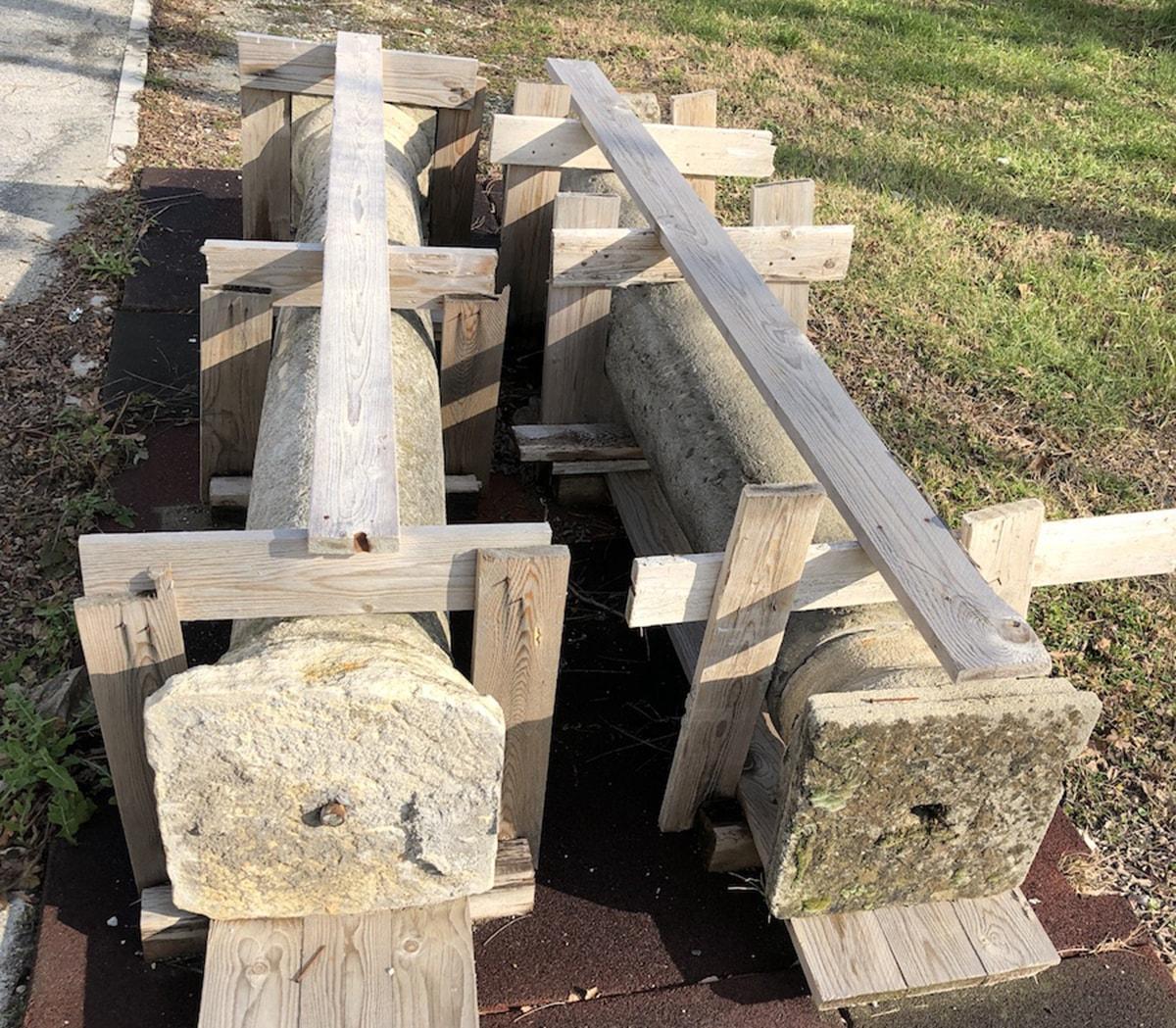 Le colonne di San Francesco: ecco il tassello mancante dell'albio scomparso da Rimini