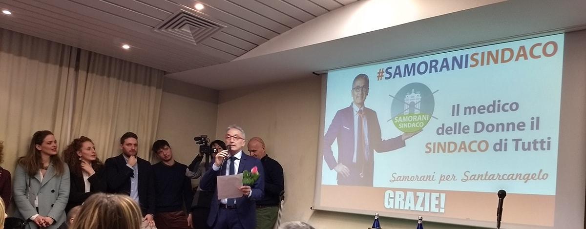 La marcia in più di Domenico Samorani
