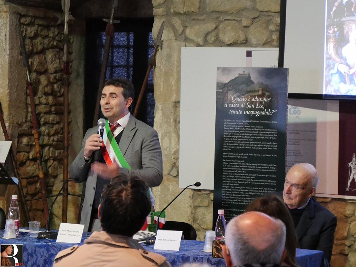Il video integrale del conferimento della cittadinanza onoraria al prof. Paolucci