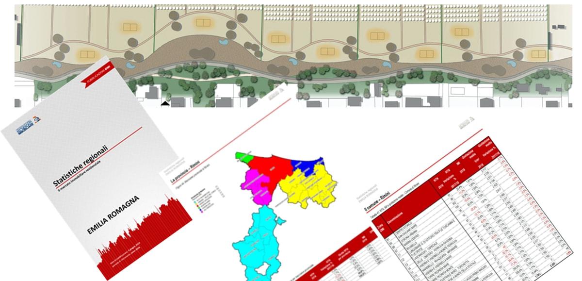 Parco del mare: il mercato immobiliare esprime una netta manifestazione di disinteresse