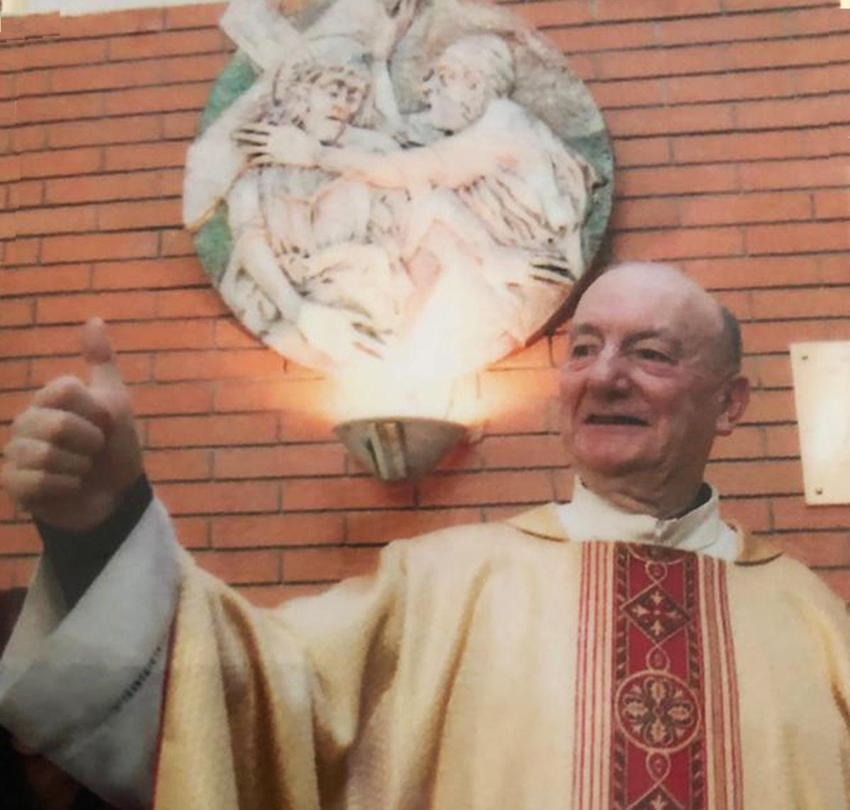 """I tanti """"grazie"""" a don Domenico Valgimigli"""