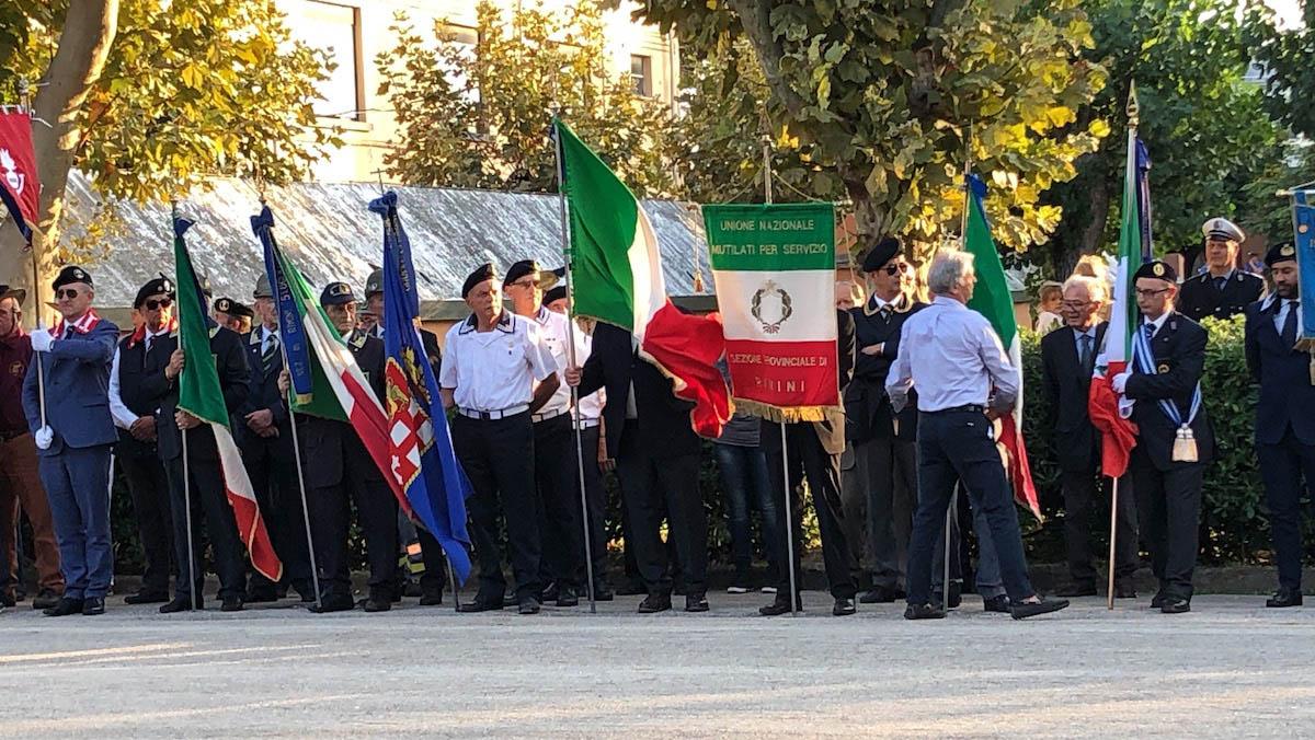 Il grazie di Rimini ai militari della Caserma Giulio Cesare