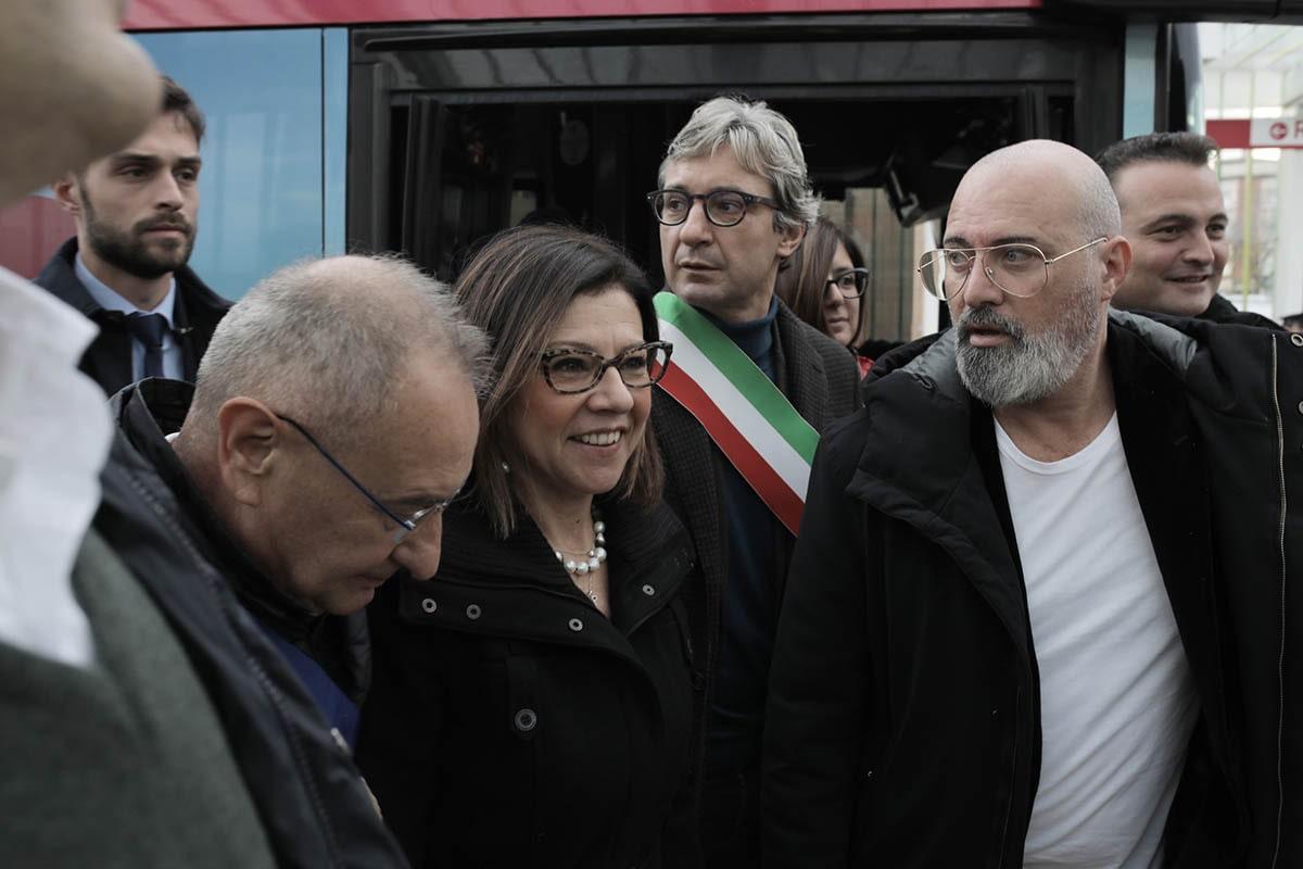 Per l'inaugurazione del Metromare partono 30mila euro