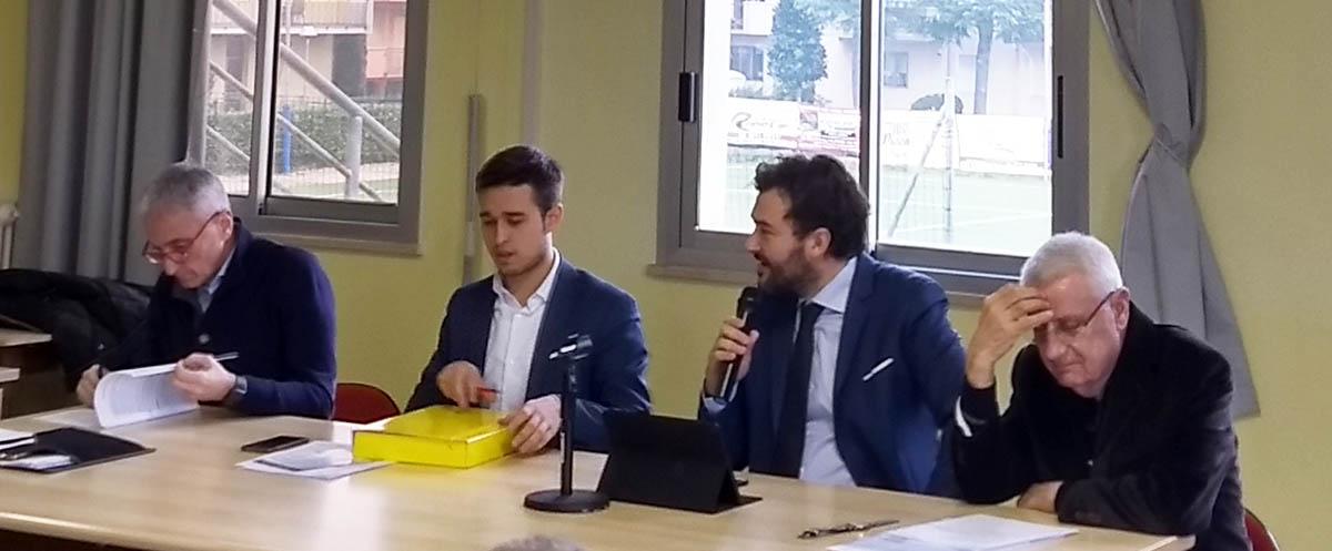 """Arriva l'endorsement di Nicola Sanese per Matteo Montevecchi e un chiaro messaggio: """"alternanza alla guida della Regione"""""""
