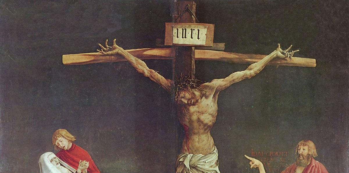 """""""Questa Pasqua ci sollecita ad andare dai Pilato di turno a chiedere con forza il corpo di Gesù"""""""