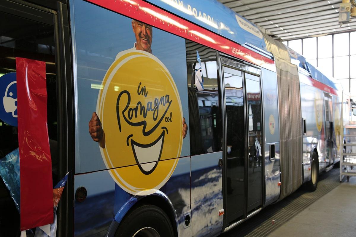 """Metromare """"col sorriso"""": paga Destinazione turistica Romagna"""