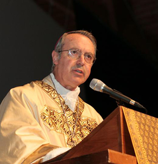 """Mons. Lambiasi alle autorità: qualche """"richiamo"""" al sindaco, ma non sui matrimoni gay"""