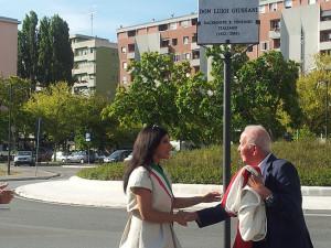 Irina Imola e Zeno Zaffagnini