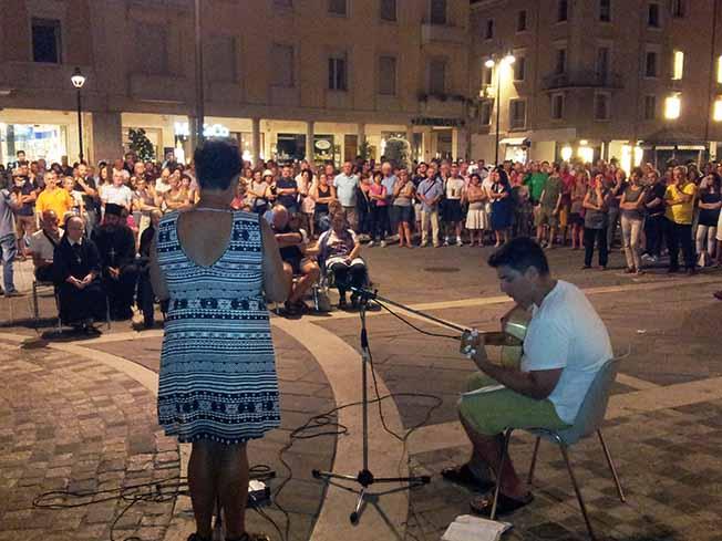 Sabato in piazza Tre Martiri preghiera per i cristiani perseguitati e per la difesa delle donne