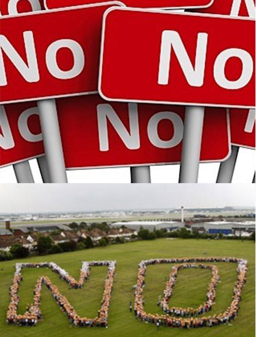 La politica alle prese con l'effetto Nimby