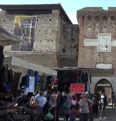 Mercato ambulante, Brunori e Giudici: solo i banchi di p.zza Malatesta nel Borgo San Giuliano