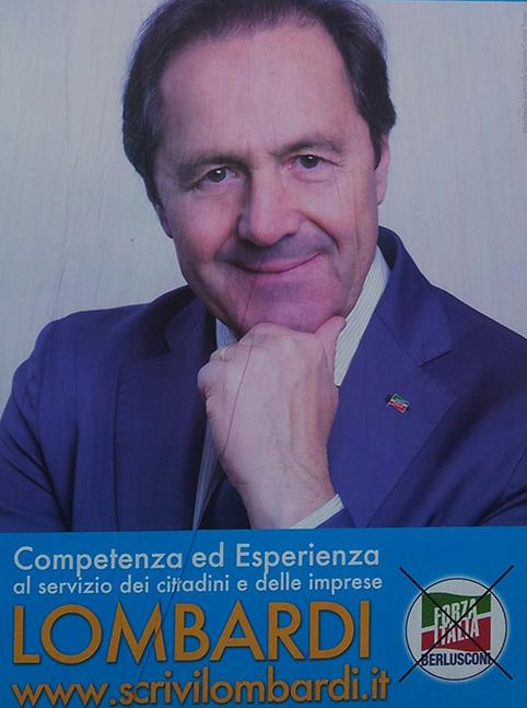 Ma il candidato di Forza Italia avrebbe dovuto essere Antonio Barboni