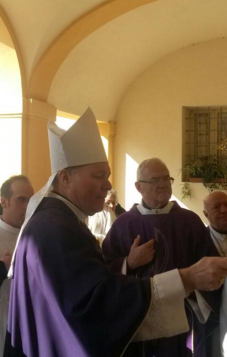 Padre Tosi ricordato oggi a San Vito dal vescovo dell'Alaska