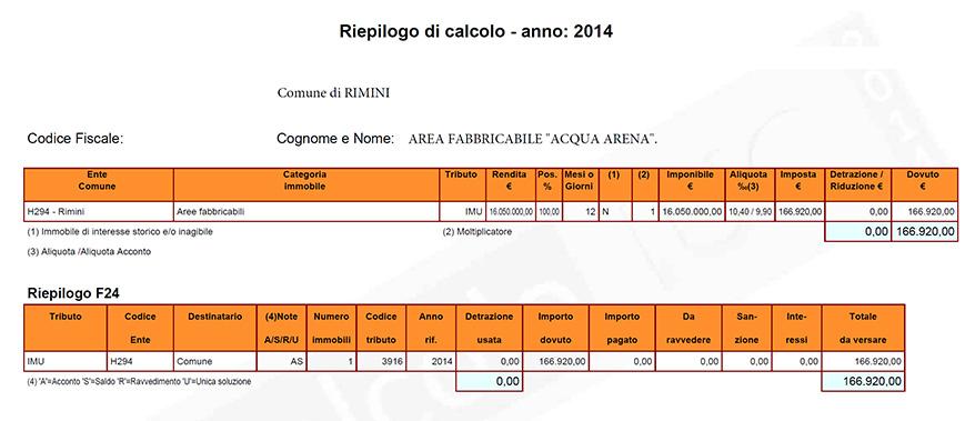 """Tributi col buco, ma il Comune fa """"bingo"""" con Acqua Arena"""