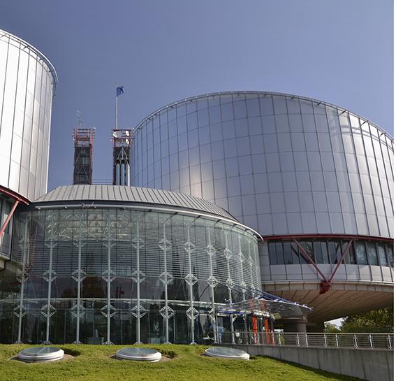 La strana delegazione sammarinese in visita alla Corte Europea dei diritti dell'uomo
