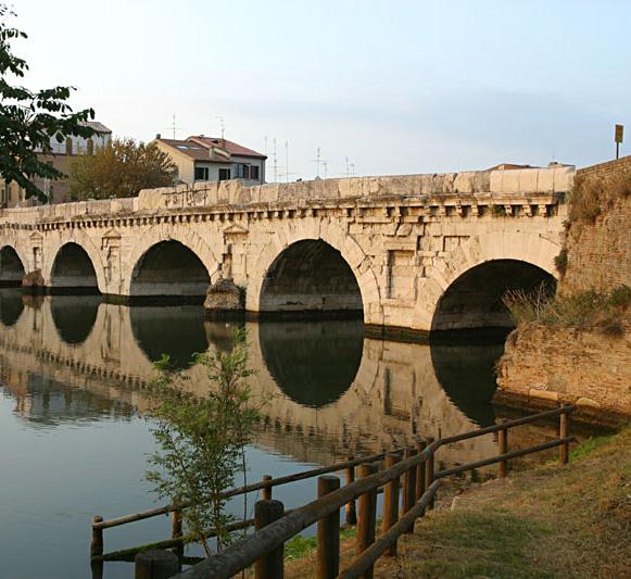 """Masini (Ariminum): """"Sbagliato mandare in pensione il Ponte di Tiberio"""""""