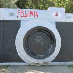 Uno dei simboli felliniani chiusi per abbandono