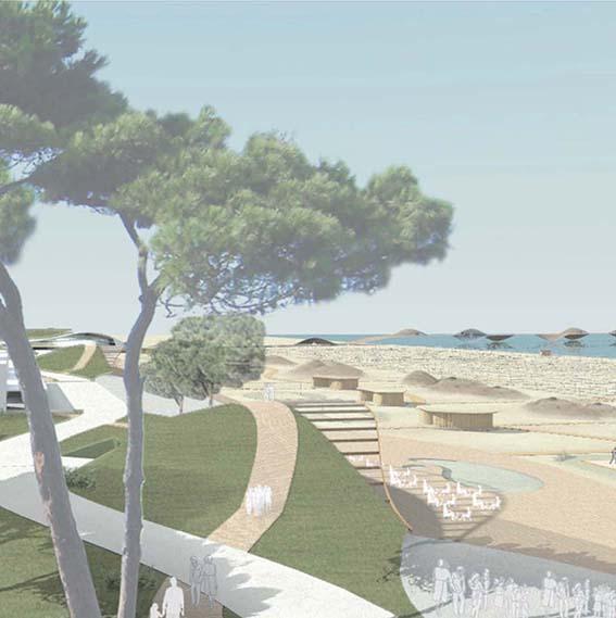 Parco del mare, Bonizzato dice che si può fare di più, senza ripetere l'errore di Ambasz