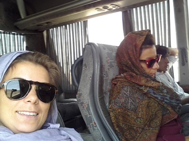 Giulia Innocenzi in Iran vittima del nuovo spot di Pif #milionidicazzoni