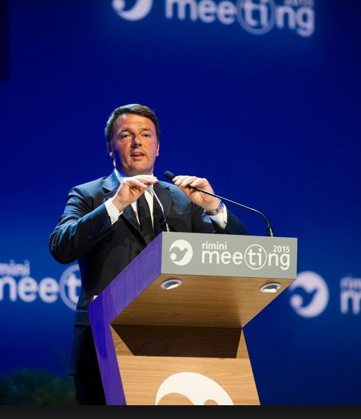 Il vero problema del Meeting non è la presenza di mezzo governo Renzi