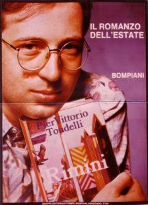 """La locandina pubblicitaria di """"Rimini"""""""