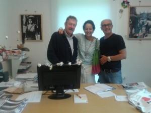 Alejandra Diez Bernal fra Silvio Cattarina e Alfiero Mariotti