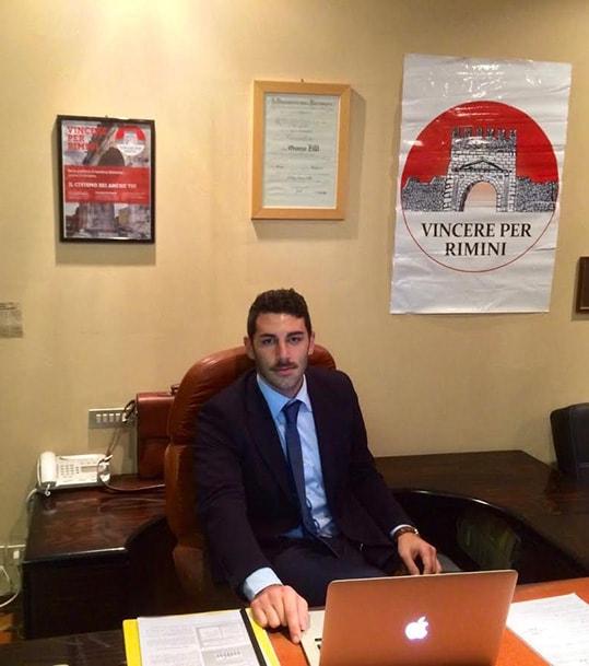 """Filippo Zilli: """"Guardatevi dal civismo finto, che aspetta un segnale dal Pd"""""""