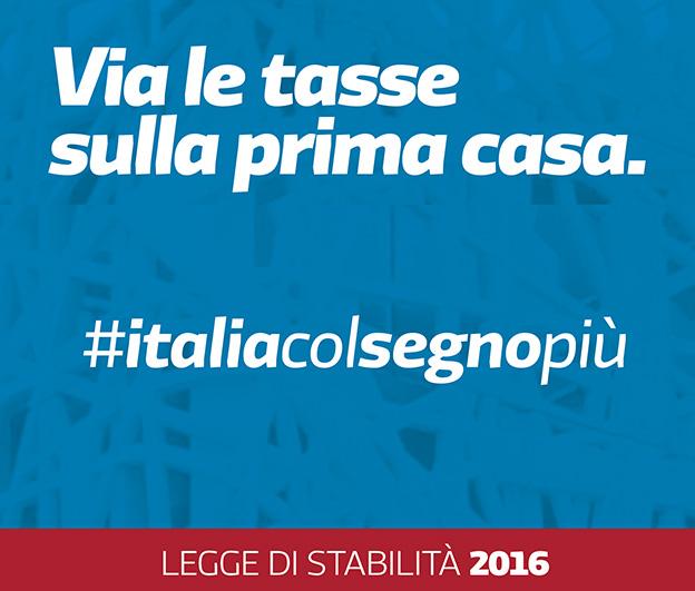 Tributi: #ColSegnoPiù