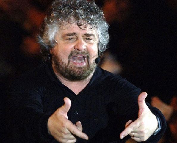 Grillo fa finalmente chiarezza: a Rimini certificherà solo una lista che schieri una ex moglie
