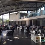 La sede di Bluenext