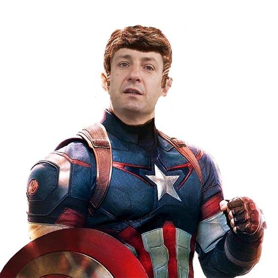 E' Captain Gnassi