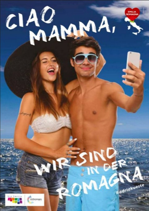 """I Nando (Fabbri) boys demoliscono la promozione turistica """"meine Romagna"""""""